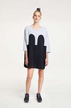 R/H Mickey square dress