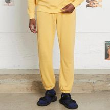 Entireworld Loop Back Sweatpant, Mimosa Yellow