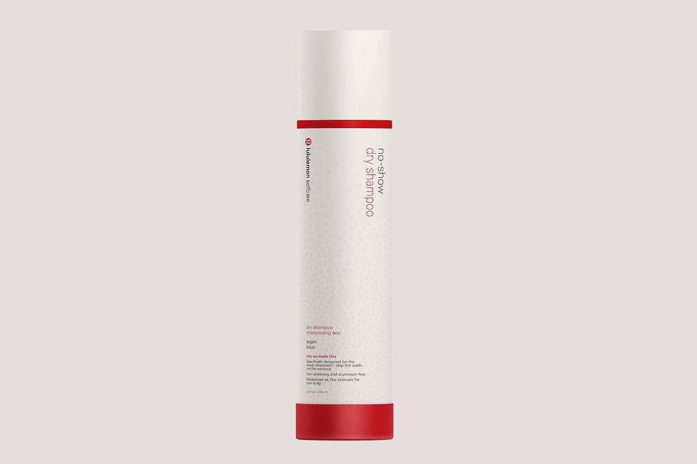 No-Show Dry Shampoo