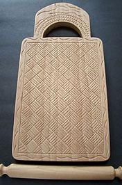 Artisanal Pasta Tools Cavarola Board