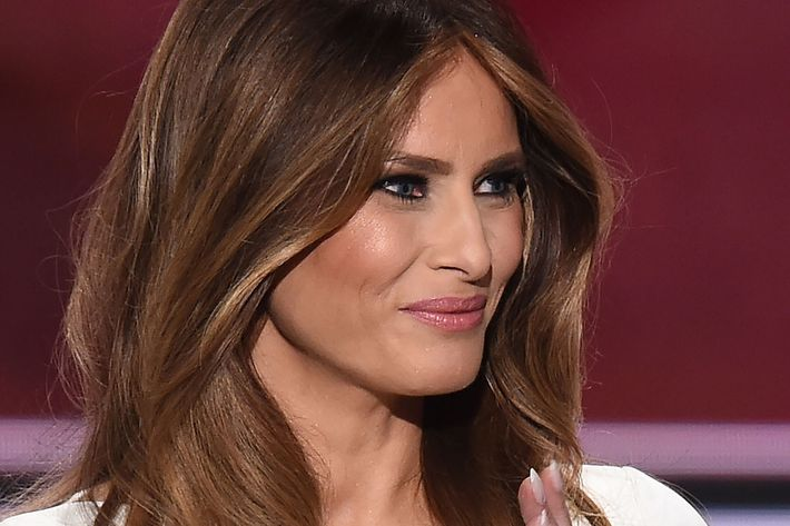 Melania Trump Plans to Put a Glam Room in the White House
