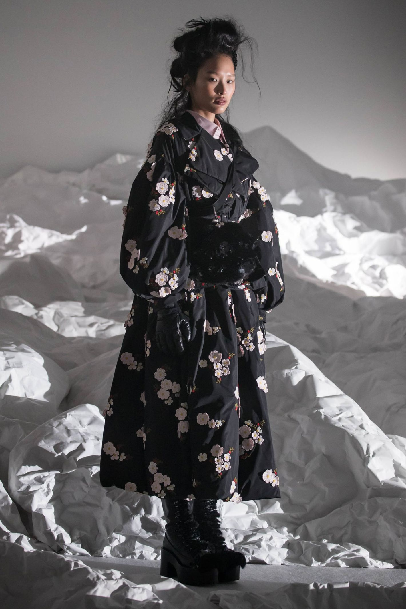 8fc95792eec9 Moncler Made Puffer Coat Gowns and They re Genius