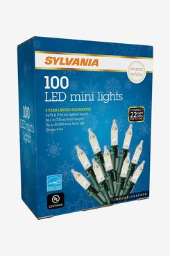Sylvania 100 LED Mini Lights in Warm White