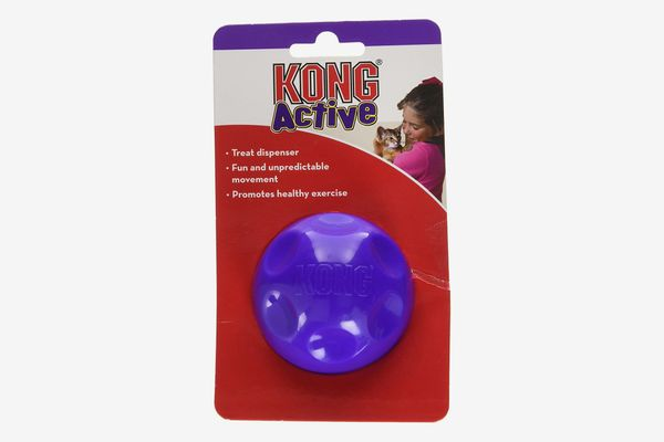 Kong Active Treat Ball Toy for Cats