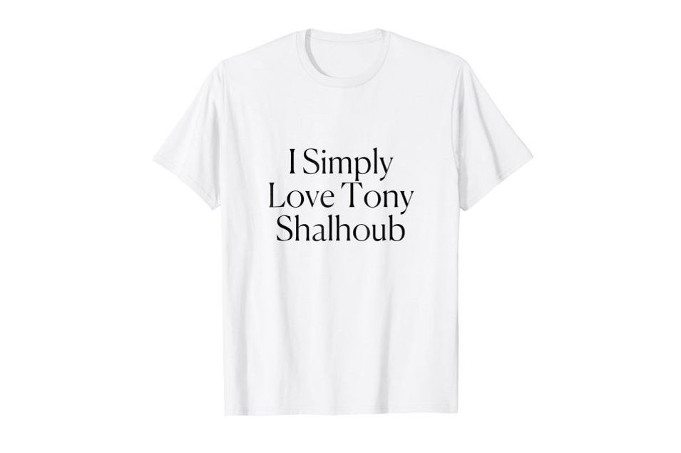 I Simply Love Tony Shalhoub Tee
