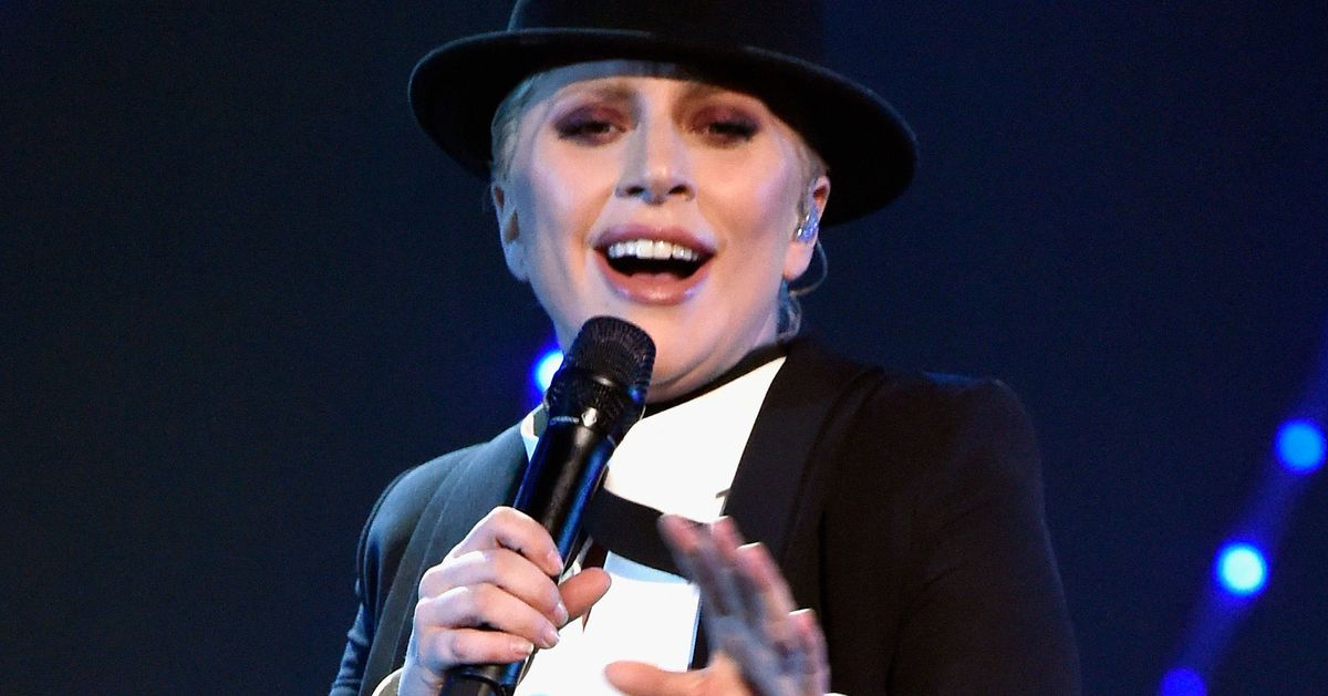 Lady Gaga, in All Her Gender-Bending Glory, Stole the Show at CBS's Big Frank Sinatra Tribute