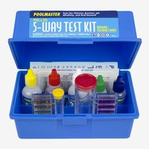 Poolmaster Essential Collection Chemistry Case Water Test Kit