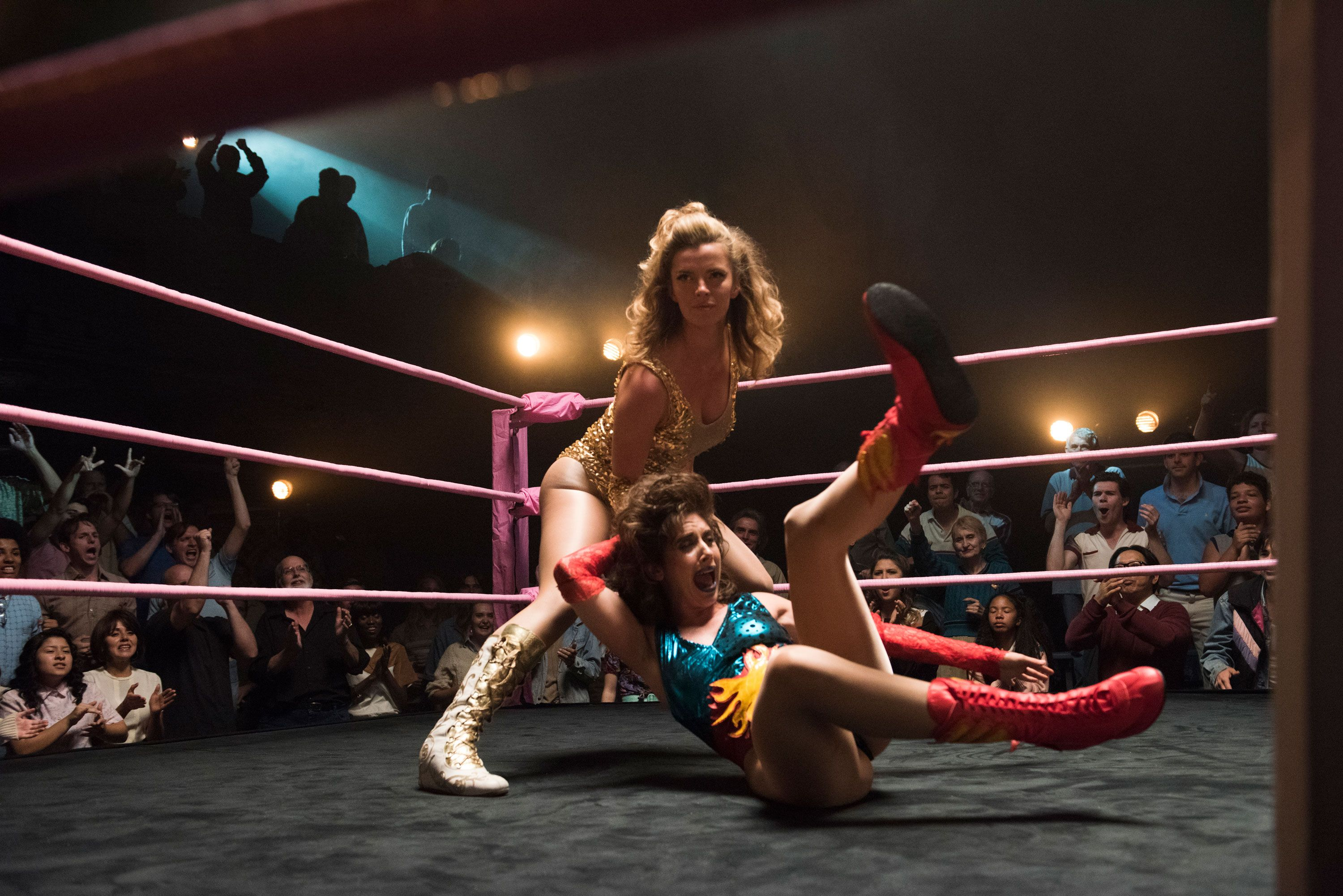 What GLOW Gets Right About Pro Wrestling
