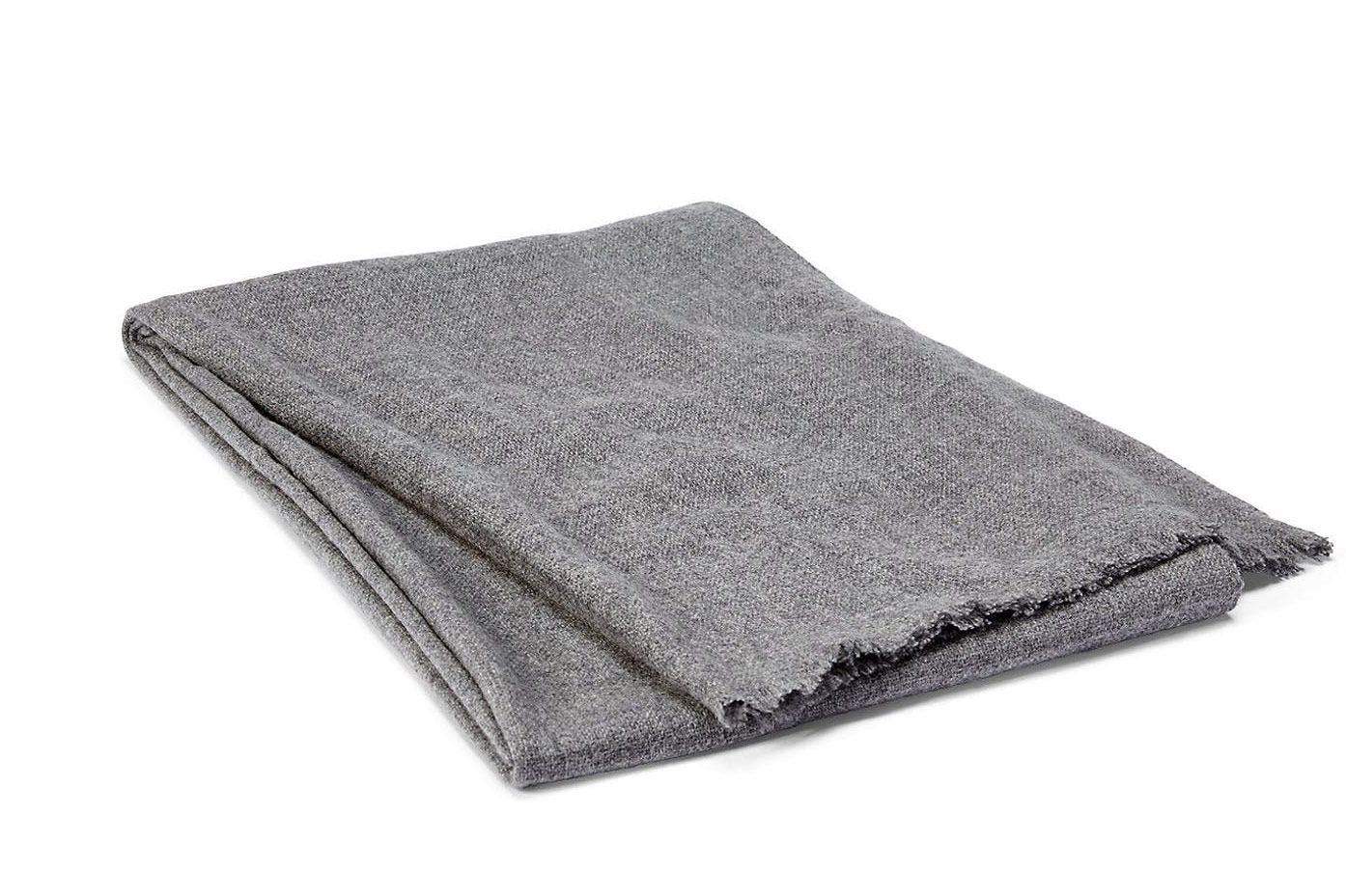 Ralph Lauren Home Everett Cashmere Throw Blanket