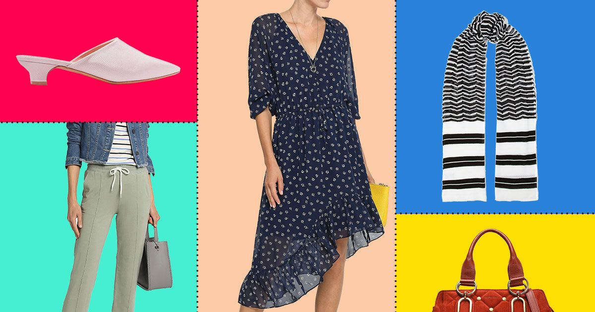 A Bunch of Spring Essentials Are on Double-Discount at the Outnet Right Now