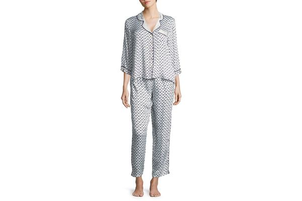 Juicy Couture Printed Pajama Set