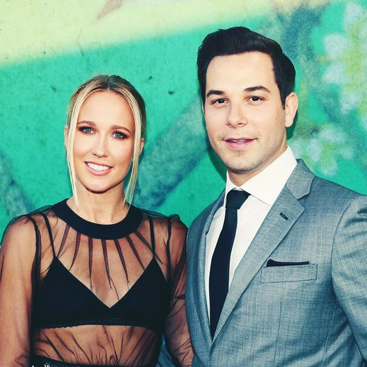 5171b1c3294 Pitch Perfect Co-stars Anna Camp and Skylar Astin Have Split Up The Pitch  Perfect stars were married for two years.