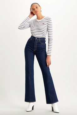 Levi's Ribcage Bootcut Jeans