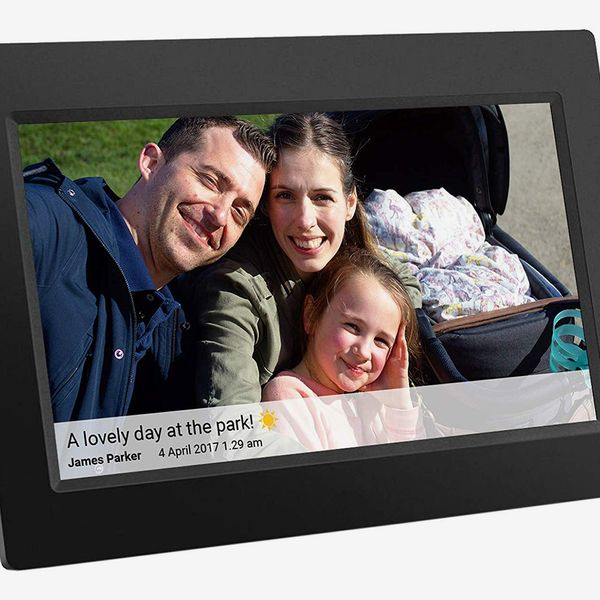 Feelcare Smart WiFi Digital Photo Frame with Touch Screen