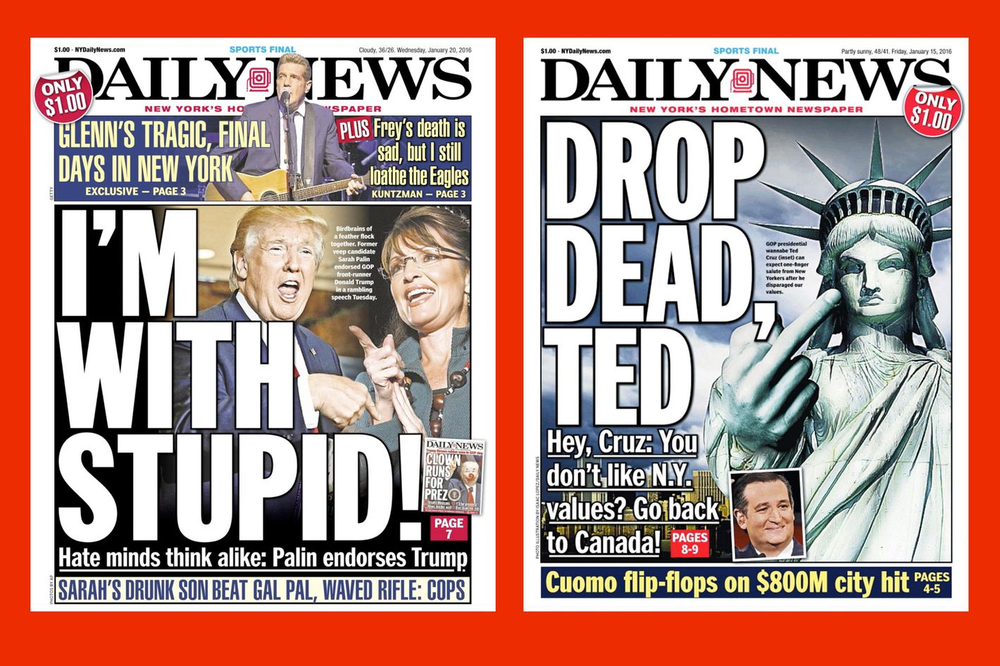 The New York Daily News, officially titled Daily News, is an American newspaper based in New York cemedomino.ml of May , it was the ninth-most widely circulated daily newspaper in the United States. It was founded in , and was the first U.S. daily printed in tabloid cemedomino.ml reached its peak circulation in , at million copies a day.