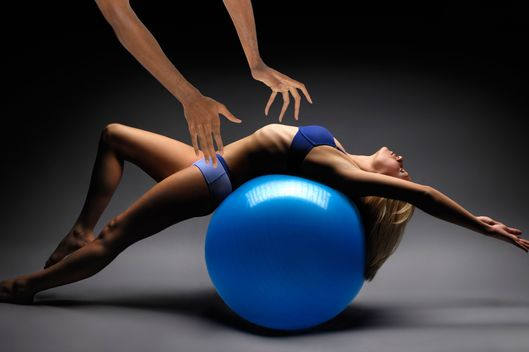 Sex Positions On A Fitness Ball