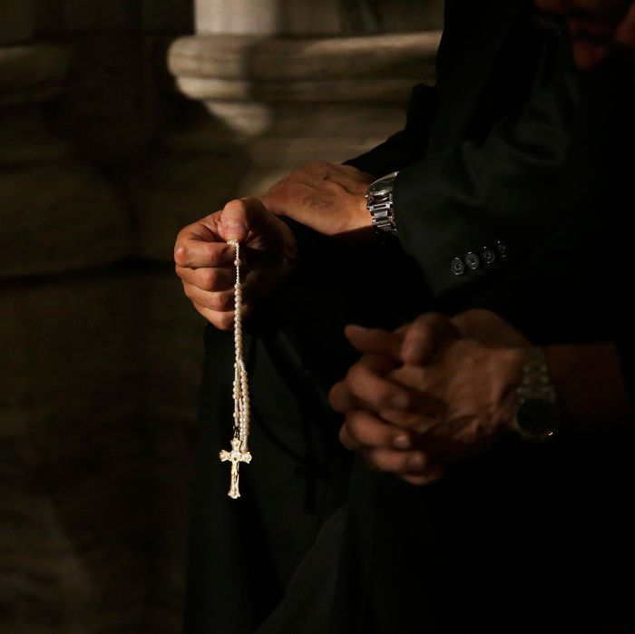 Is New York Going To Have Its Own Clergy Sex Abuse Scandal