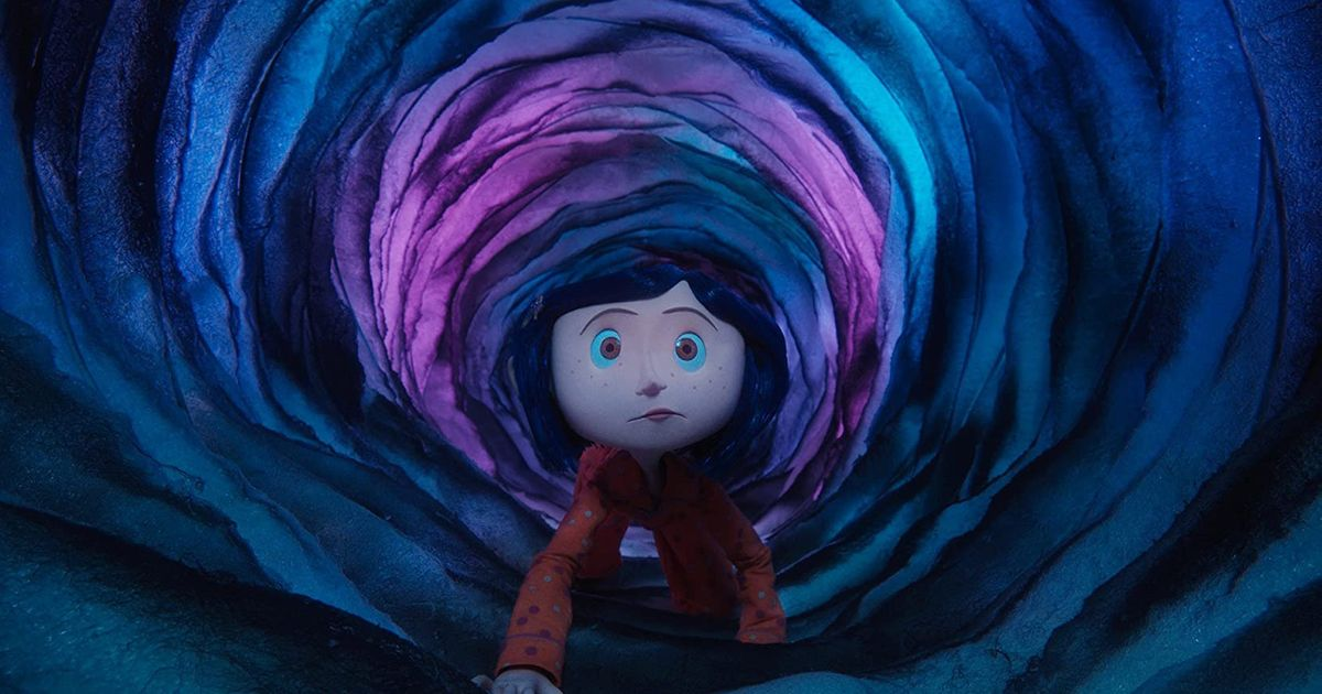 Coraline Movie Club A Little Nightmare Fuel As A Treat