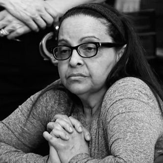 Yoselyn Ortega in court.