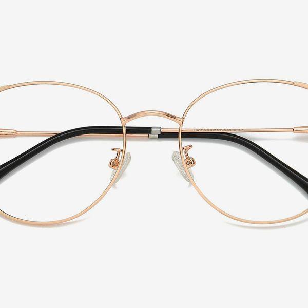 SOJOS Cat-Eye Blue-Light-Blocking Glasses