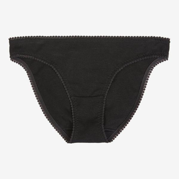 On Gossamer 3-Pack Cotton Hip Bikinis