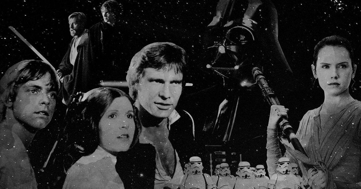 Every Star Wars Movie, Ranked