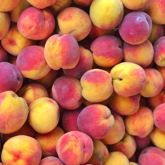 Peaches have now been recalled over potential salmonella contamination.