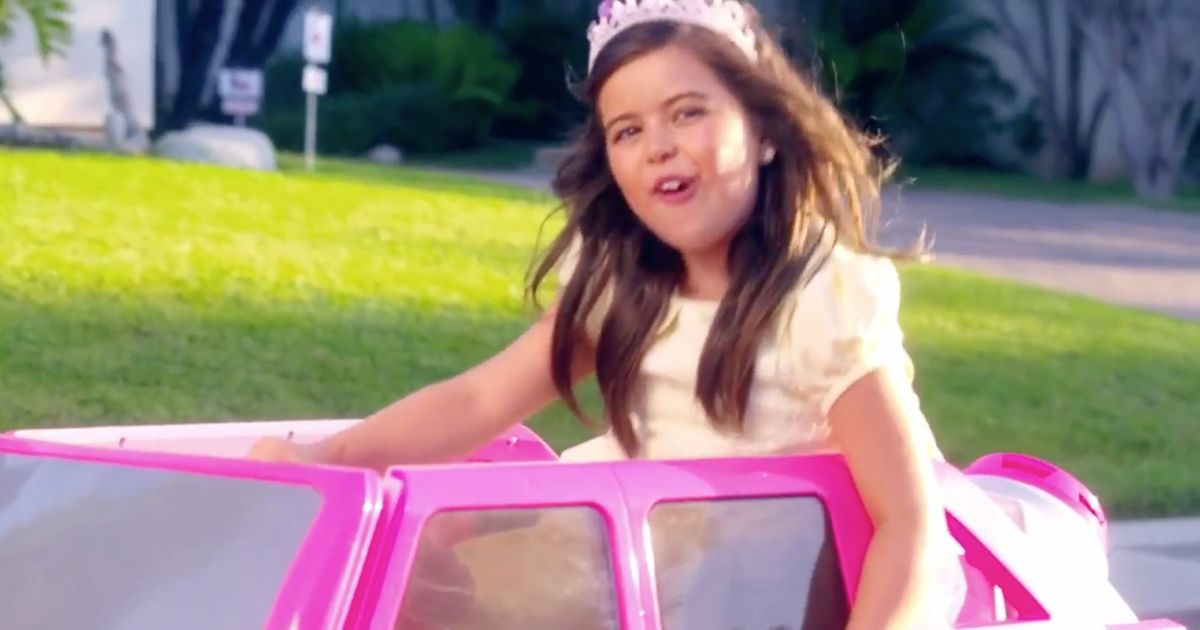 Sophia Grace Finally Got Her Own Music Video Vulture