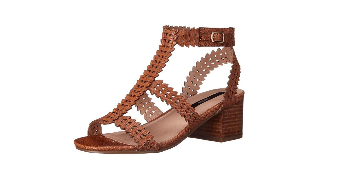 Kensie Heeled Sandal