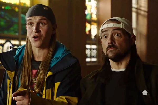 The Jay and Silent Bob Reboot Trailer Is Truly Star-Studded