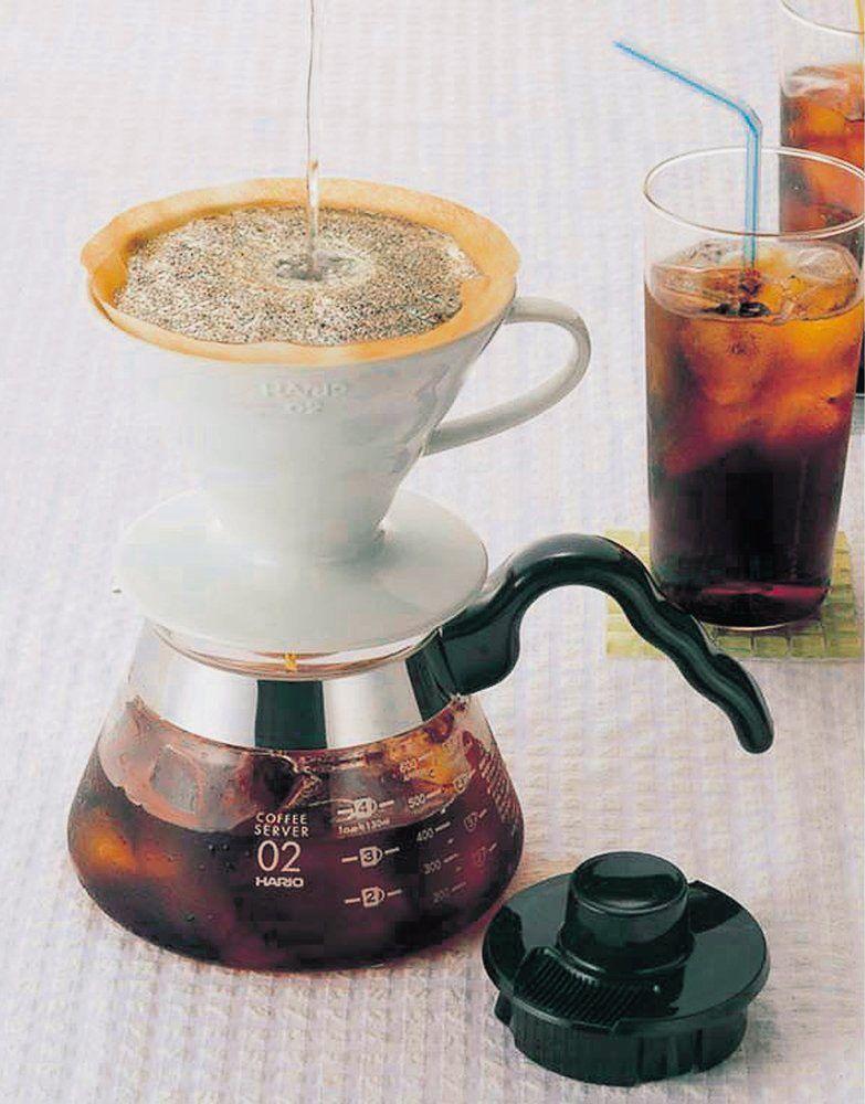 Hario V60 Ceramic Coffee Dripper