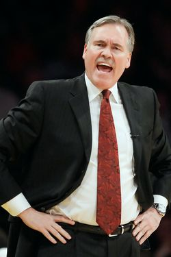 Mike D'Antoni: Too Beautiful For a Fallen Game?