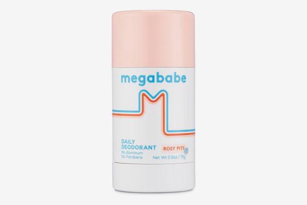 MegaBabe Rosy Pits Aluminum Free Deodorant