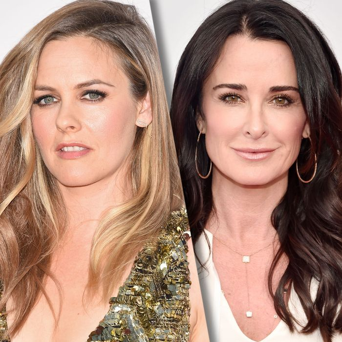 Possible Story Lines For American Woman The Kyle Richards Sitcom