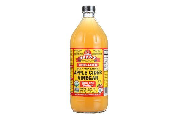 Bragg's Organic Apple Cider Vinegar (Raw and Unfiltered), 32 oz.
