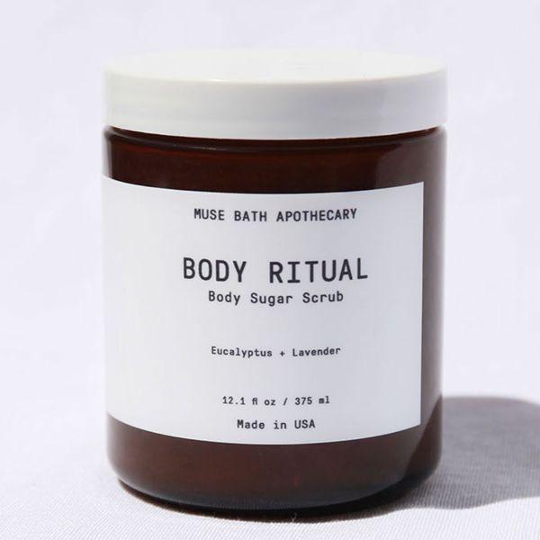 Muse Bath Apothecary Ritual Body Scrub