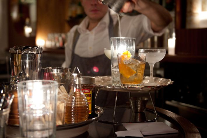 Milk & Honey started as an under-the-radar Lower East Side bar, and then eventually moved to the Flatiron District.