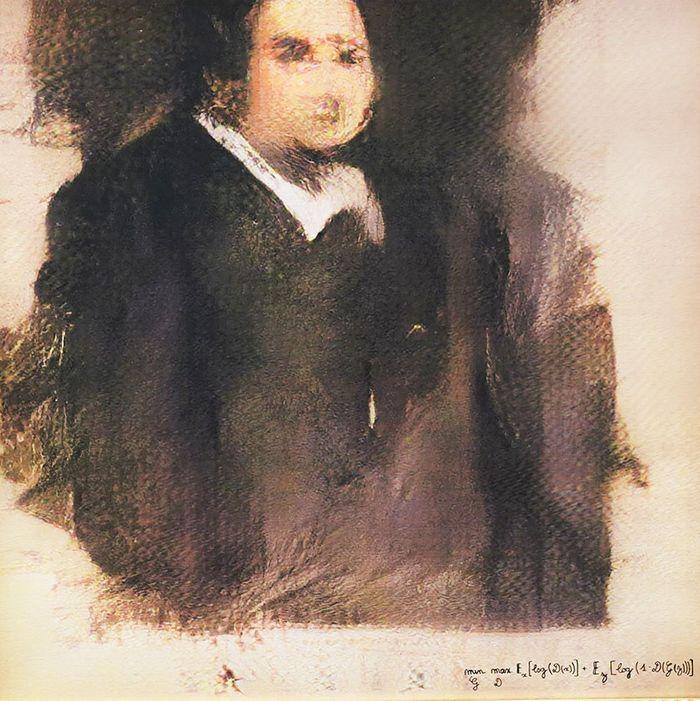 Edmond de Belamy.