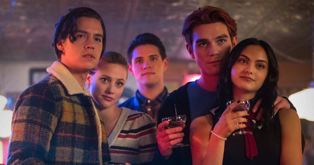 The Riverdale Cast Can Still French, Don't Worry