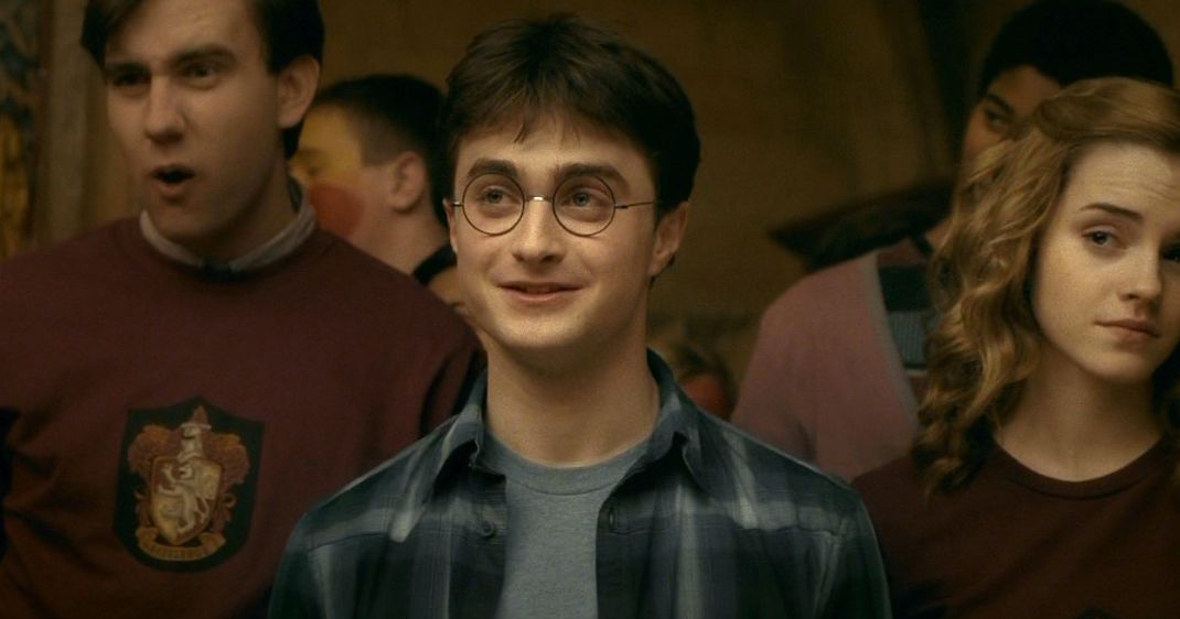 harry potter is at his sassiest in order of the phoenix harry potter is at his sassiest in