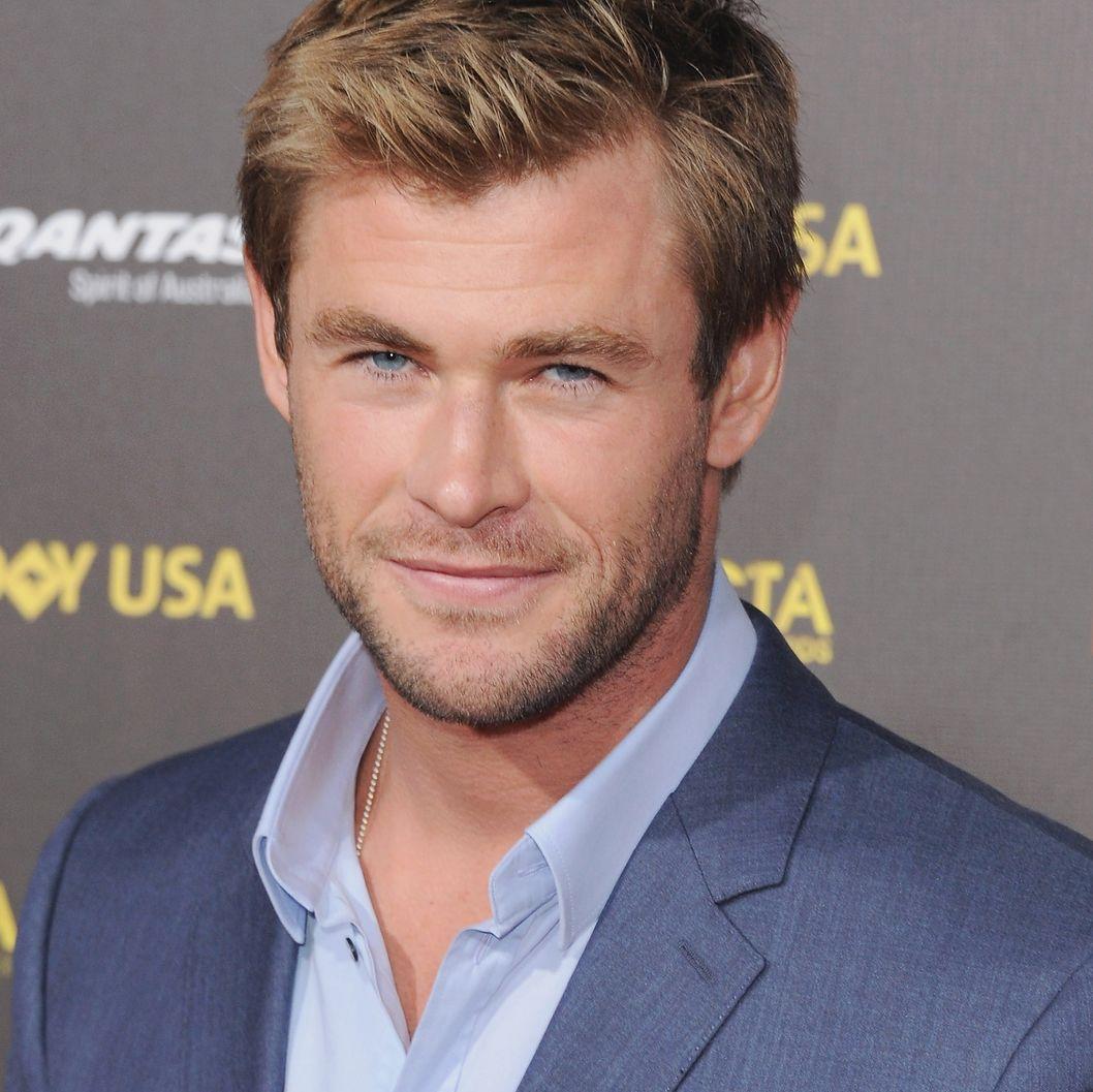 Chris Hemsworth Will H...