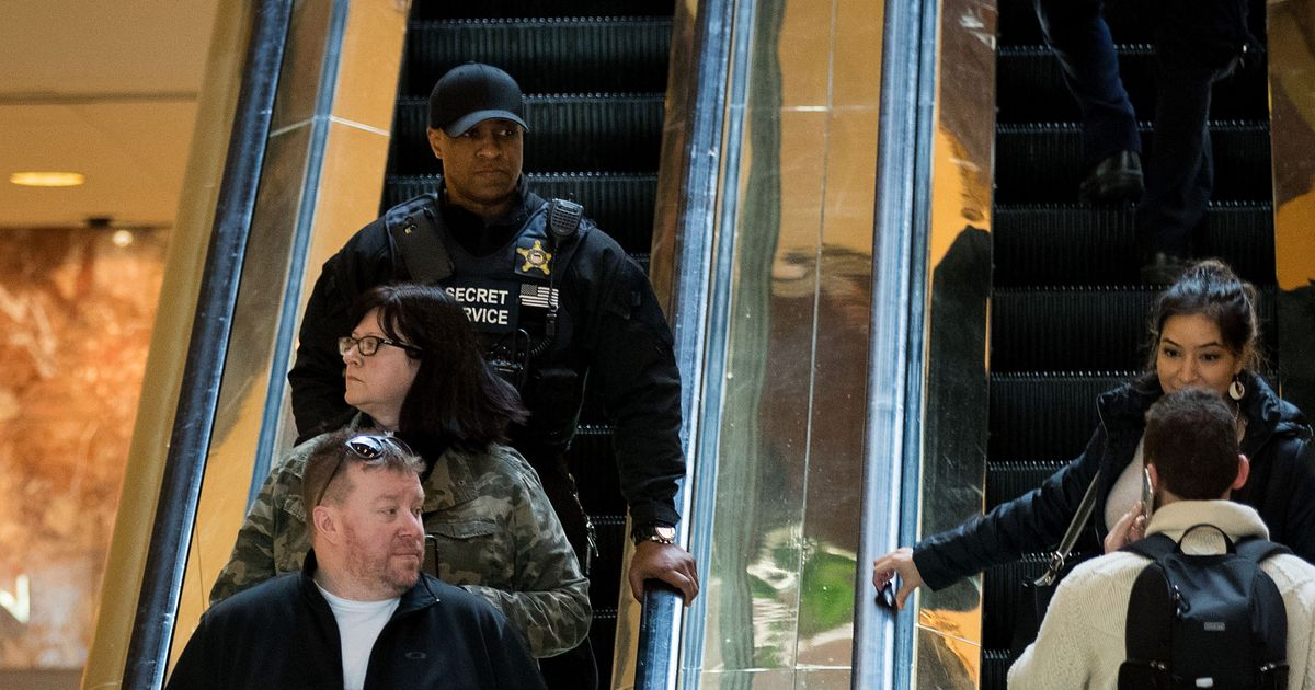 Brokers Pitch Secret Service As Hottest Trump Tower Amenity