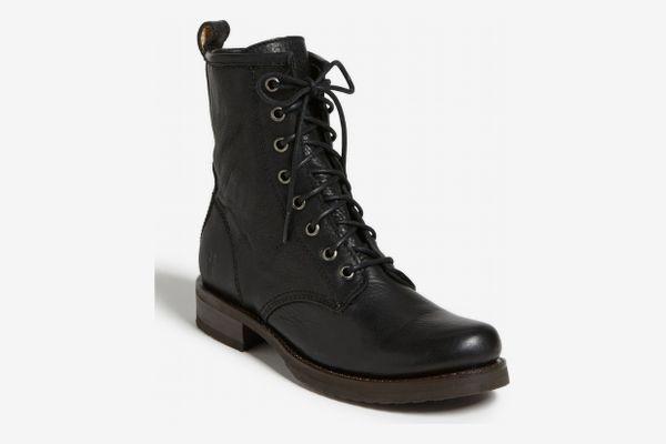 Fyre Veronica Combat Boots