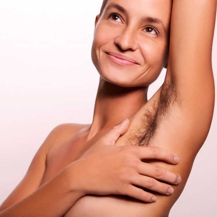 Why Are We Grossed Out By Women With Armpit Hair