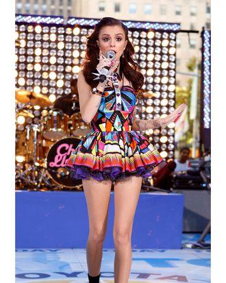 Young Cher Lloyd