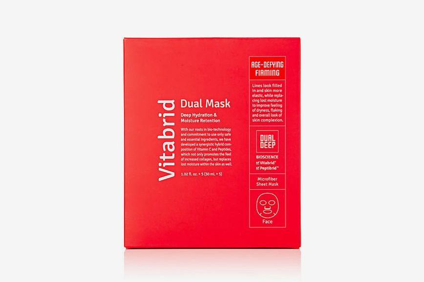 VITABRID C¹² Dual Masks: Age-Defying & Firming
