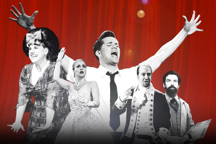 My Favorite Year Broadway