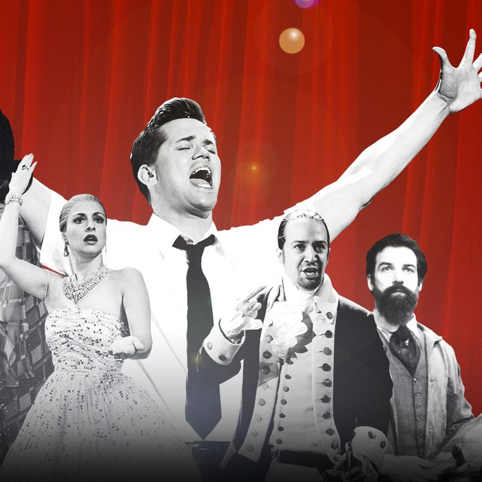 The 30 Best Broadway Songs Of Past 40 Years