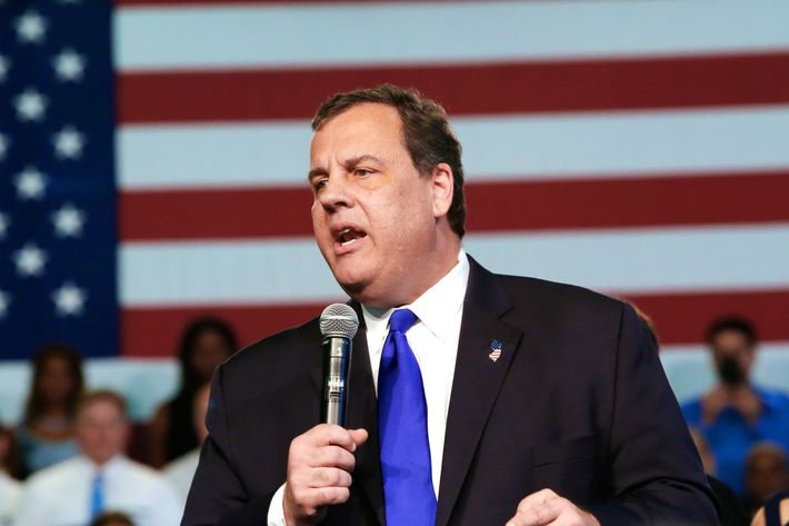 US-VOTE-REPUBLICANS-CHRISTIE-LAUNCH