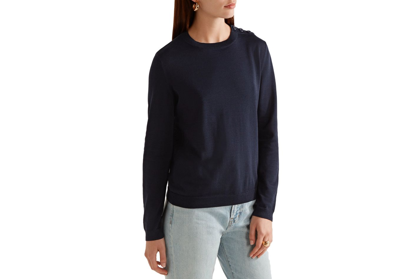 A.P.C Cotton Sweater